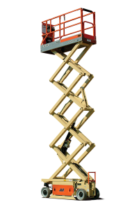 26' Narrow Electric Scissor Lift