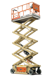 26' Electric Scissor Lift