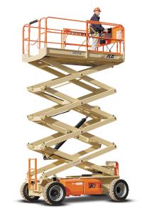 33' JLG Electric Scissor Lift