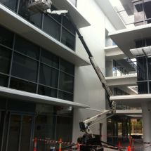 Elevated Work Platform - Cherry Picker Hire - Spider Lift - Botany Access Hire Sydney