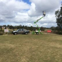 Elevated Work Platform - Cherry Picker Hire - Knuckle Boom - Botany Access Hire Sydney