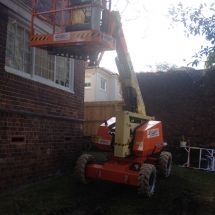 Elevated Work Platform - Boom Lift Hire - Knuckle Boom - Botany Acccess Hire Sydney